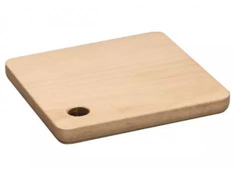 разделочная доска в лоток для столовых приборов