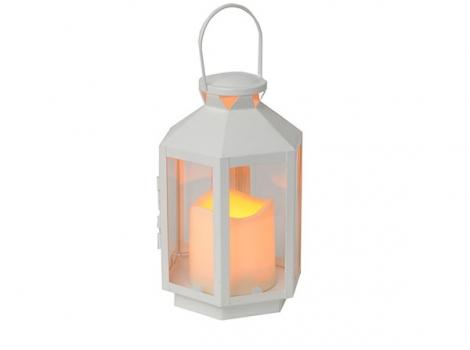 светильник декоративный led с таймером 20 см пластик