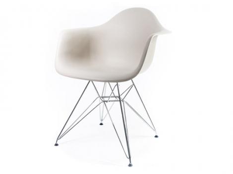 дизайнерский стул eames dar серый