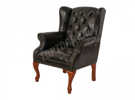 Дизайнерское кресло Wingback chair James Brooke