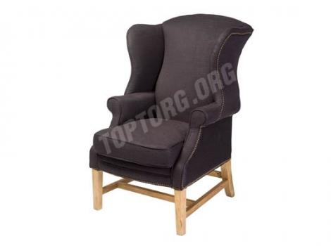 Дизайнерское кресло Wingback chair