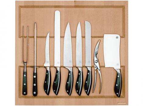 лоток для столовых приборов в комплекте с приборами