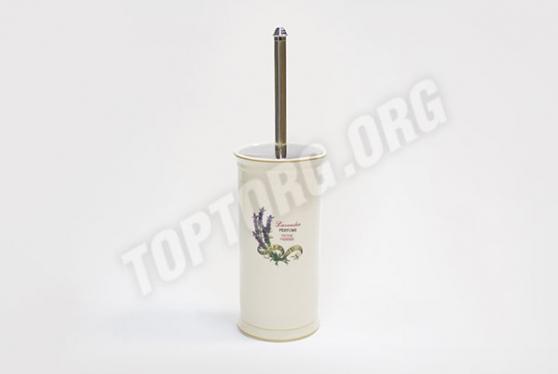 Напольный туалетный ершик для унитаза Lavender