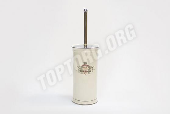 напольный туалетный керамический ершик для унитаза