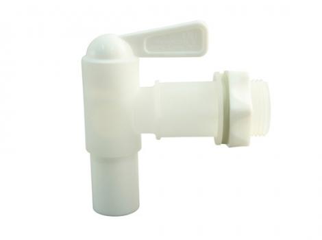 кран для воды в трубу водосточной системы