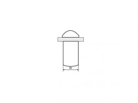 кронштейн для полки пеликан классический отделка бронза