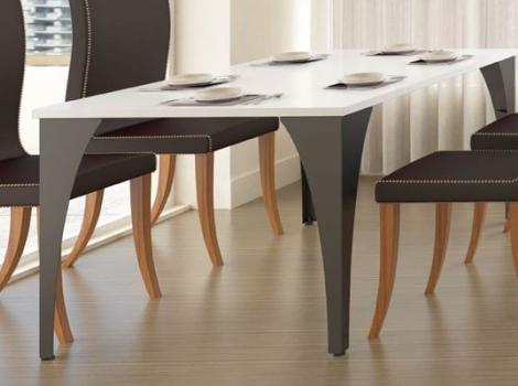 металлическая нога для стола Флоренция