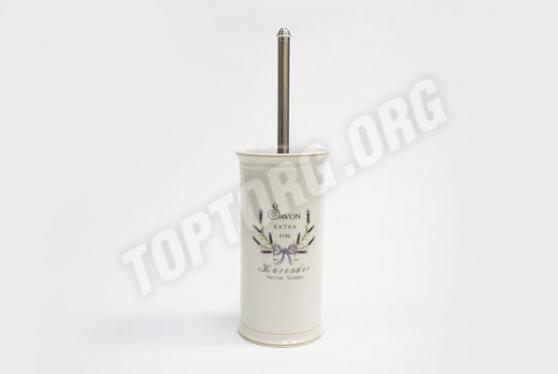 напольный керамический туалетный ершик для унитаза savon extra fin