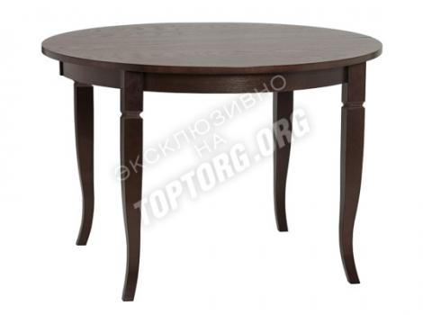 круглый стол на 4 ножках