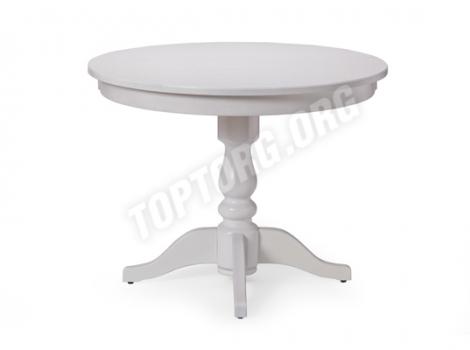 круглый стол на одной ножке