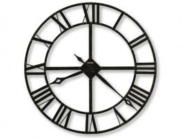 """Большие настенные часы """"Ажур"""": диаметр: 81 см"""