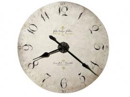 Большие настенные часы Энрико Фалви: диаметр 81 см