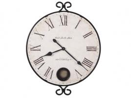 """Большие настенные часы """"Магдалена"""": диаметр 67 см"""