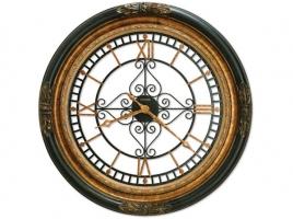 Большие настенные часы Розарио: диаметр 94 см