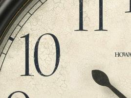 большие настенные часы 74 см