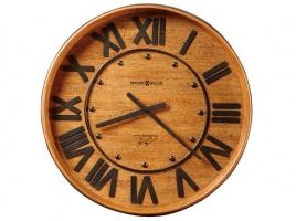"""Большие настенные часы """"Винная бочка"""": диаметр 64 см"""