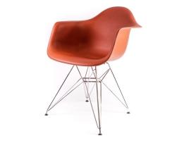 дизайнерский стул eames dar кирпичный