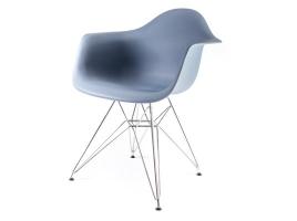 дизайнерский стул eames dar голубой
