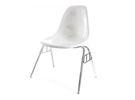 Дизайнерский стул Eames DSS-N dining chair белый