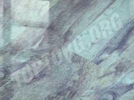 Глянцевый ламинат Elesgo Голубой азул