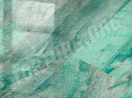 Глянцевый ламинат Elesgo Мрамор зеленый