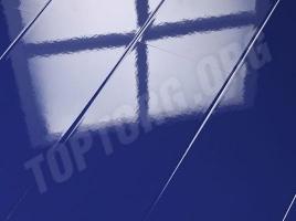 Глянцевый ламинат Elesgo синий