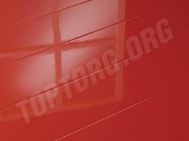 Глянцевый ламинат Elesgo красный