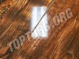 Глянцевый ламинат Imperial Ibiza Дуб янтарный