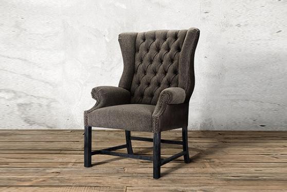 Кресло с каретной стяжкой модель №7