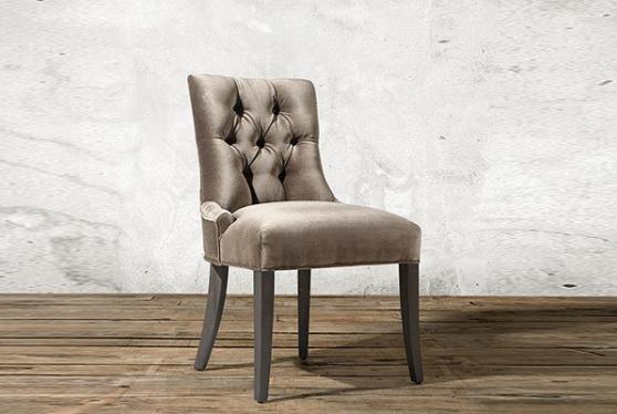 Кресло с каретной стяжкой модель №5
