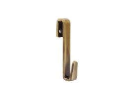 Комплект крючков для рейлинга (3 шт) - бронза античная