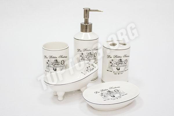 Набор для ванной Les Petites Lenteurs