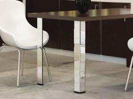 Зеркальная ножка для стола Эрмитаж