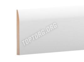 Плинтус МДФ: Высота 100 мм, Ширина 15 мм, Длина 2440 мм (017)