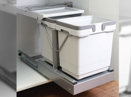 Система сортировки мусора, в ящик от 400 мм