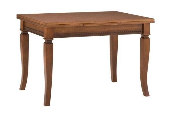 Стол кухонный раскладной 1200 х 800 (Ясень коричневый 01)
