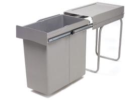 Ведро для мусора выдвижное (40 л)