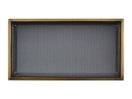 Вентиляционная решетка 347x183 мм