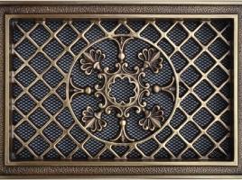 вентиляционная решетка цвет античная бронза