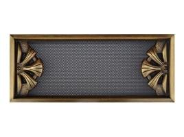 Вентиляционная решетка 341х142 мм (2)