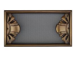 Вентиляционная решетка 354х190 мм