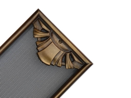 вентиляционная решетка бронза