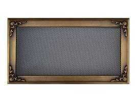 Вентиляционная решетка 352х192 мм
