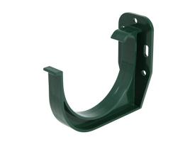 Кронштейн для желоба водосточной системы, цвет: зеленый