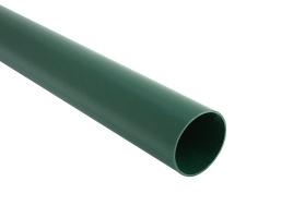 Водосточная труба, цвет: зеленый