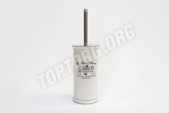 напольный керамический туалетный ершик для унитаза