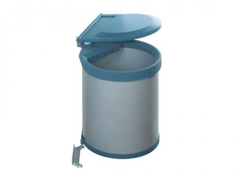 Большое ведро для мусора выдвижное