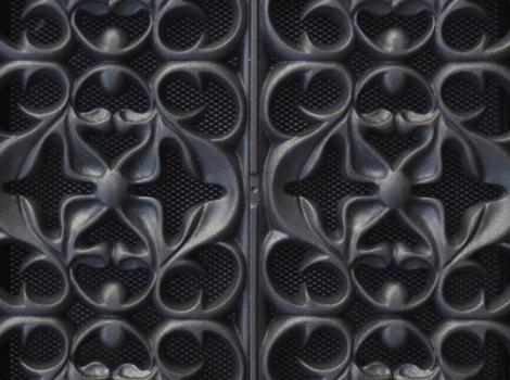 вентиляционная решетка цвет графит