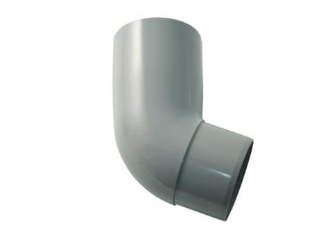 колено для водосточной трубы 67 градусов