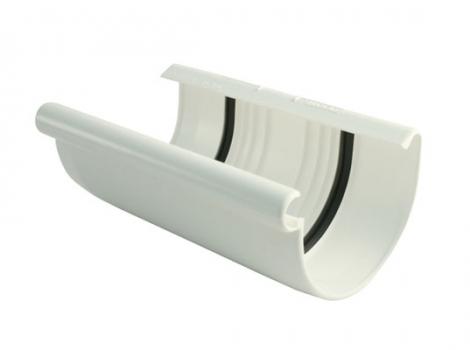 Соединительная подкладка для желоба водосточной системы